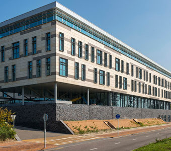 New office building for bluewater energy services