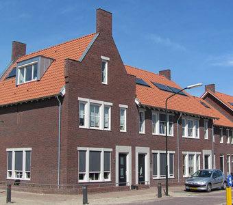 Renovation of Oranjekwartier in Veghel