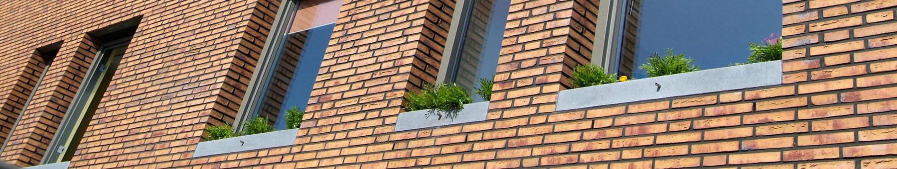 Window sills (exterior)
