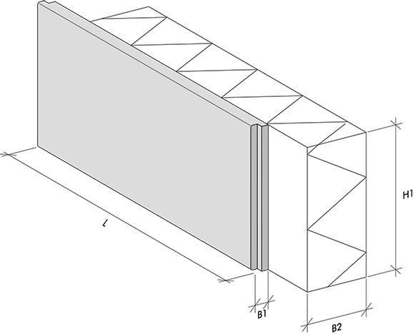 Insulated base plinths