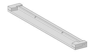 Kumax® low-relief thresholds - Gealan