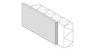 Base plinths - Insulated base plinths
