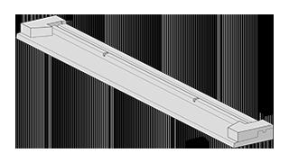 Kumax® low-relief thresholds - Veka