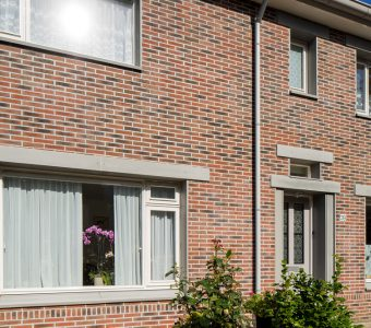Renovation of 54 residential units in Alphen aan den Rijn