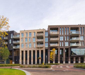 Development plan for new building in Uden