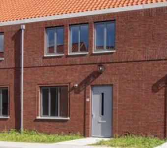 Oranjedok: 61 redeveloped homes