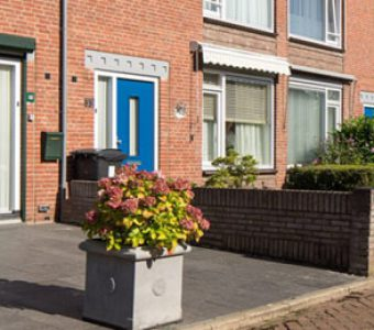 146 homes renovated in 's Hertogenbosch