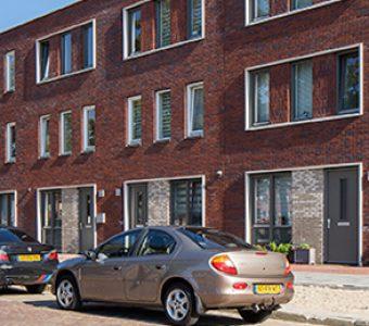 CONSTRUCTION OF 30 HOUSES ON THE WAPSERVEENSTRAAT IN DEN HAAG